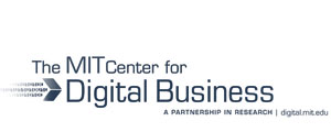 Center for Digital Business co-organizer of MIT Sloan CIO Symposium